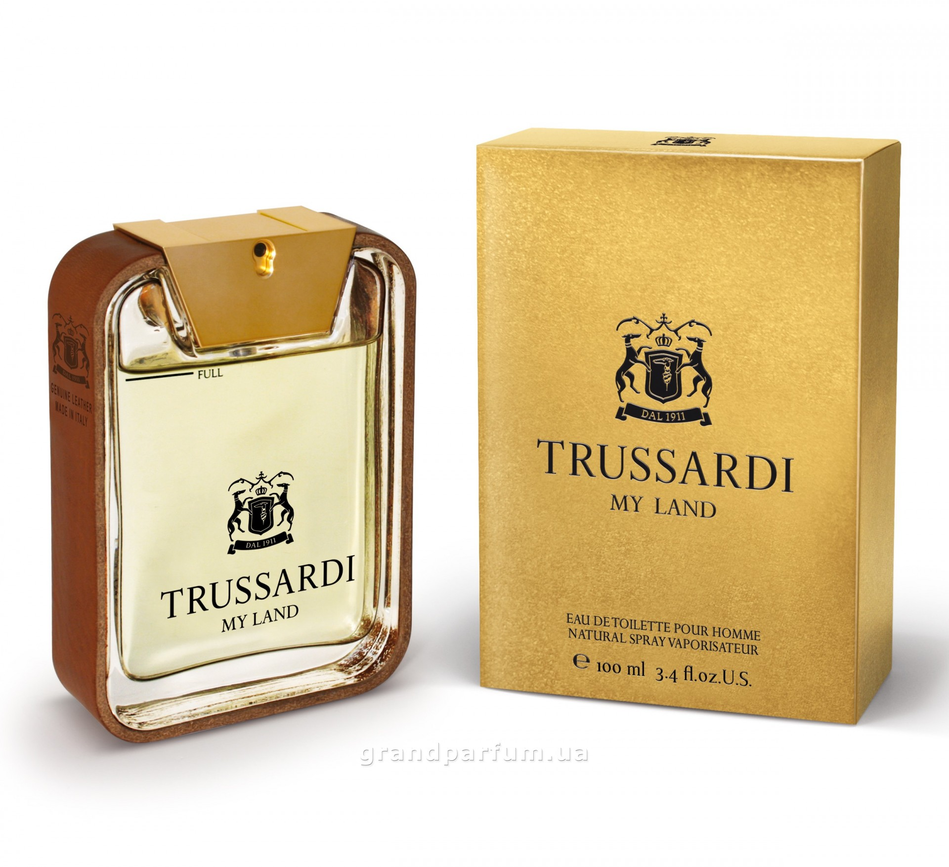 Купить Trussardi My Land от