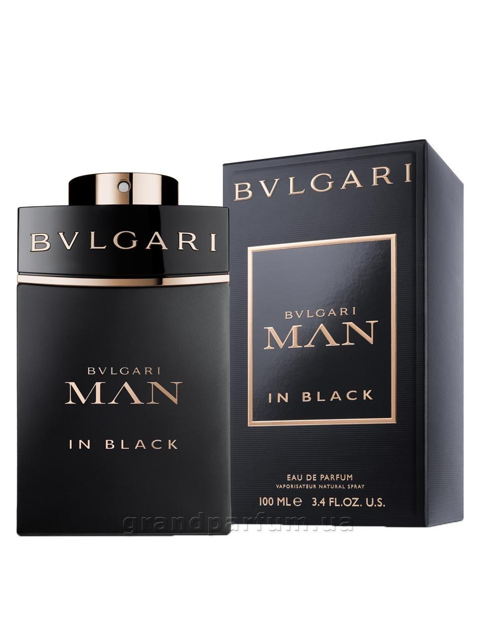 Купить BVLGARI Man in Black от