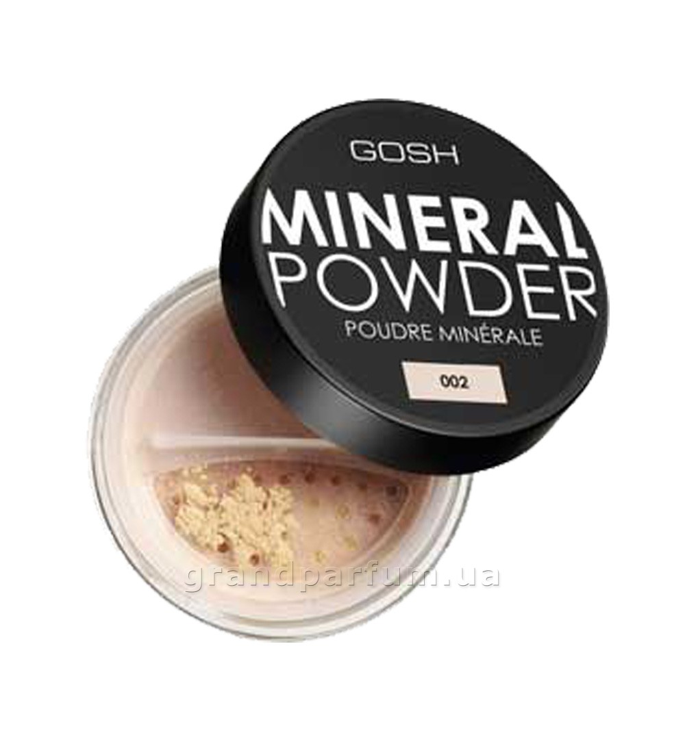 Купить Gosh Mineral Powder от
