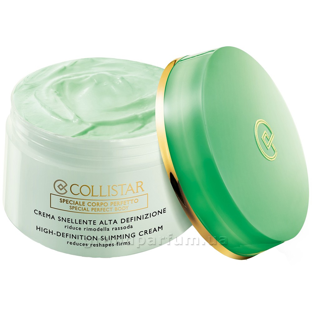 Купить Collistar Slimming Cream High-Definition от