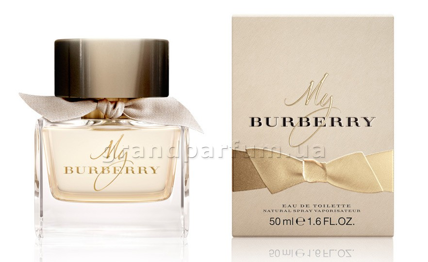 Купить MY BURBERRY от