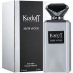Korloff Paris Silver Wood