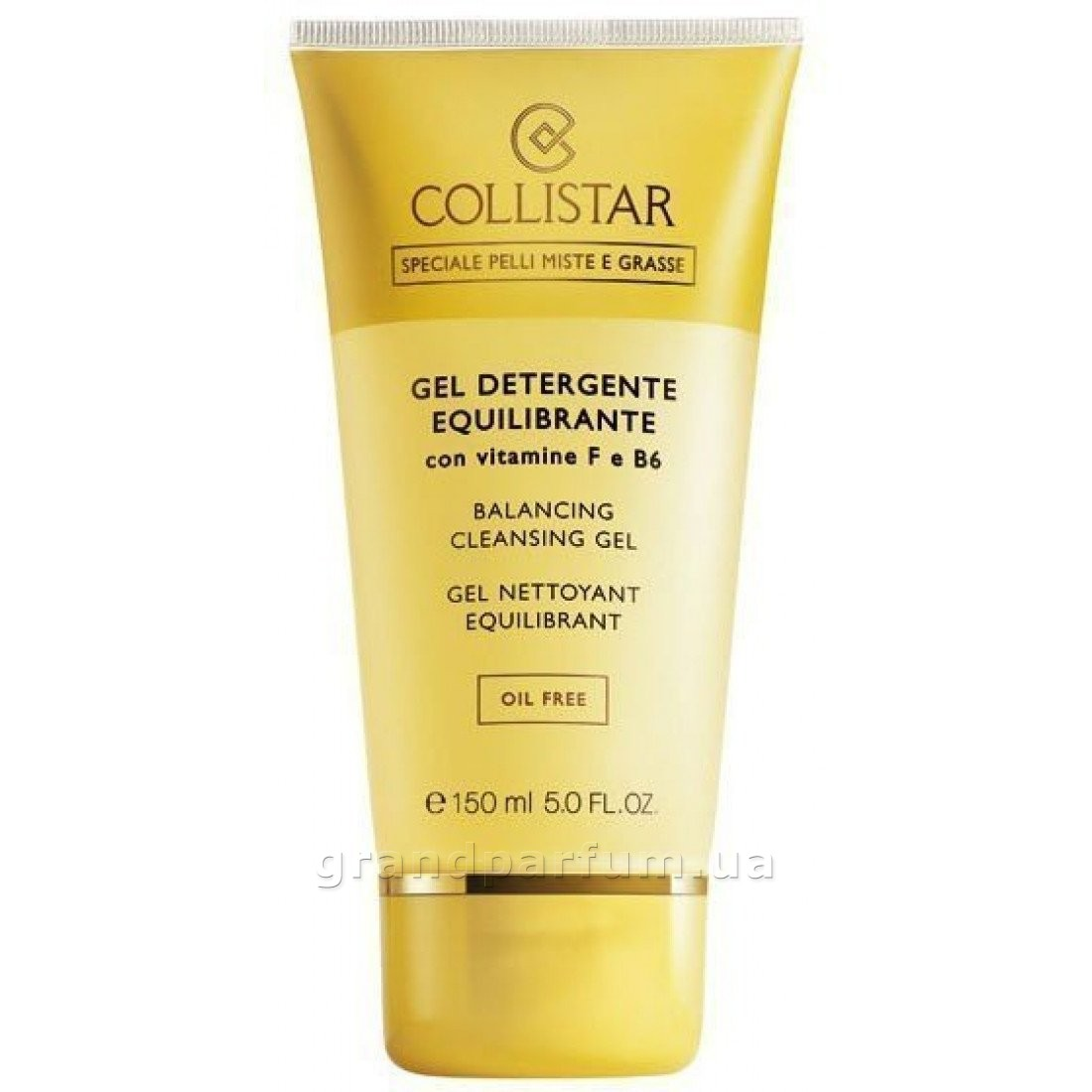 Купить Collistar Balancing Cleansing Gel от