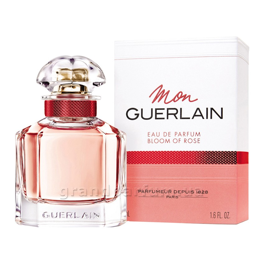 Купить Guerlain Mon Guerlain Bloom of Rose от