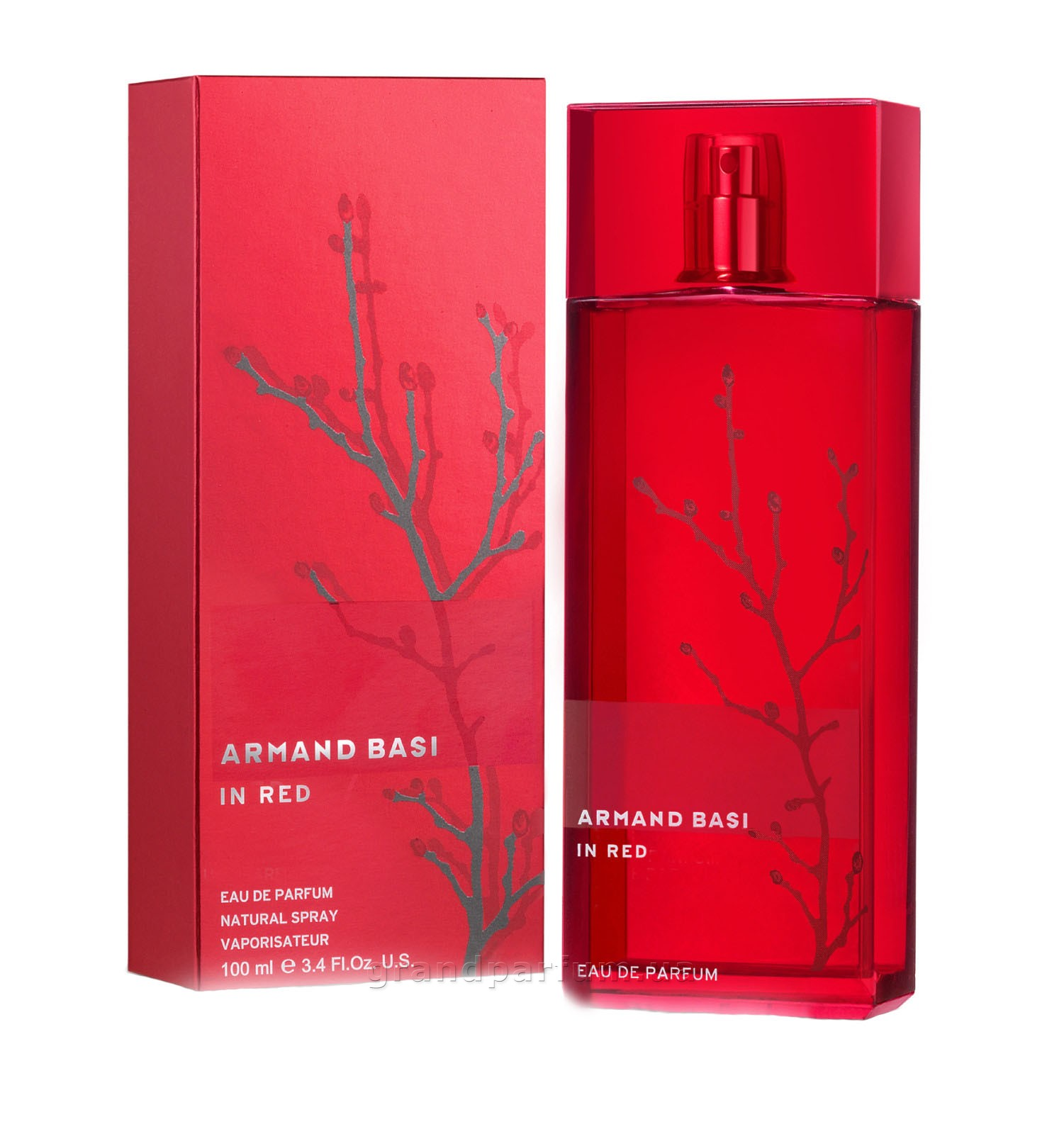 Купить Armand Basi in Red Eau de Parfum от